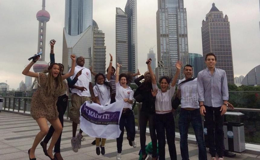 We Made It Shanghai – Carnet de bord d'un incroyable voyage