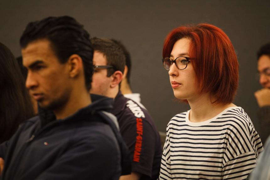 """Alicia, 24 ans, ESSEC: """"il faut assumer sa différence"""""""