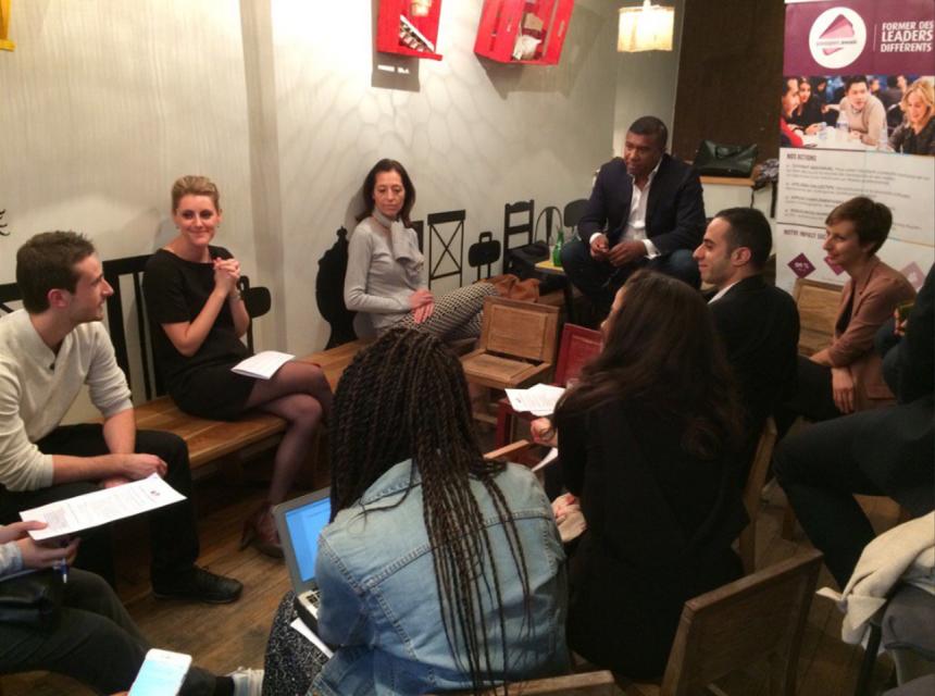 Rencontre inspirante avec l'entrepreneur Thierry Renard à Paris