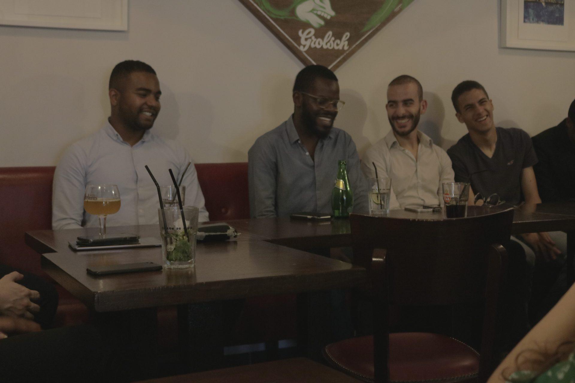 """""""La recette du succès n'existe pas"""" rencontre avec Emmanuel Anjembe"""